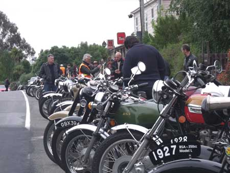 BSA International Rally 2010 /04