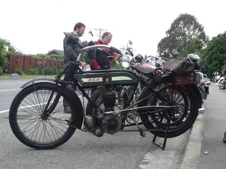 BSA International Rally 2010 /06