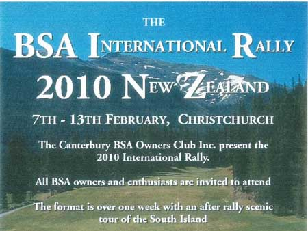 BSA Canterbury New Zealand