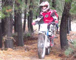 Horsford Downs Classic Trials Sam Elliott