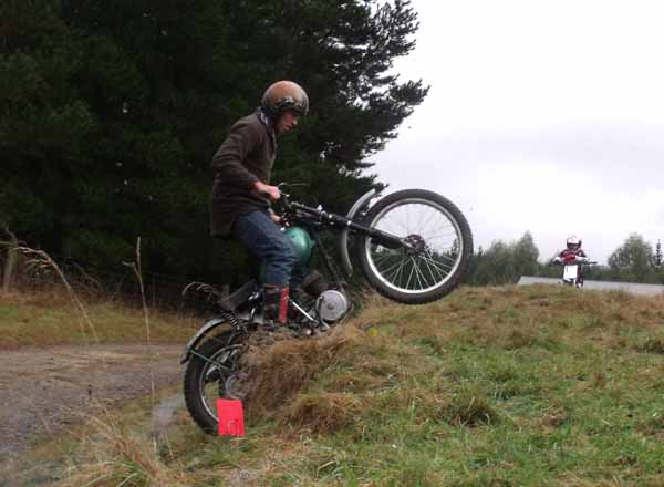 Horsford Downs Classic Trials, Scott Harrison