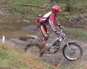 Horsford Downs Classic Trials, Alan Duthie.