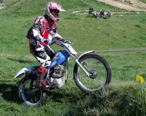 Classic Trials at Pleasant Point, Hamish Barnett