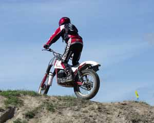 Classic Trials at Pleasant Point, Keith Brown