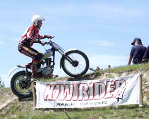 Classic Trials at Pleasant Point, Alan Duthie