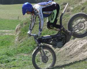 Classic Trials at Pleasant Point, Mike Elliott
